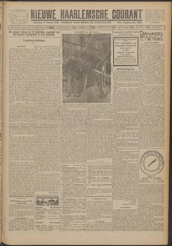Nieuwe Haarlemsche Courant 1925-01-17