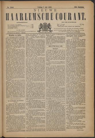 Nieuwe Haarlemsche Courant 1893-07-07