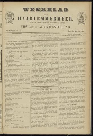 Weekblad van Haarlemmermeer 1885-07-25