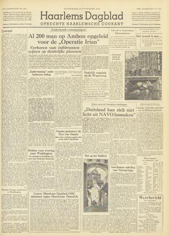 Haarlem's Dagblad 1954-11-18