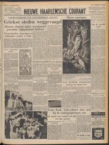 Nieuwe Haarlemsche Courant 1953-08-14