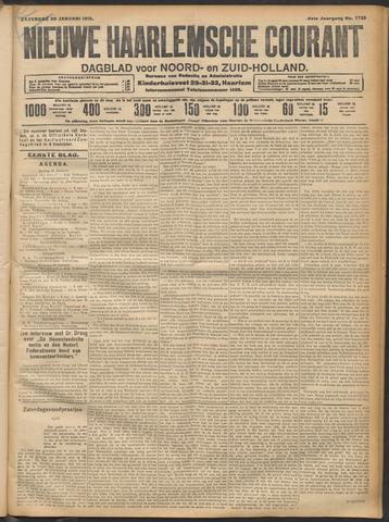 Nieuwe Haarlemsche Courant 1912-01-20