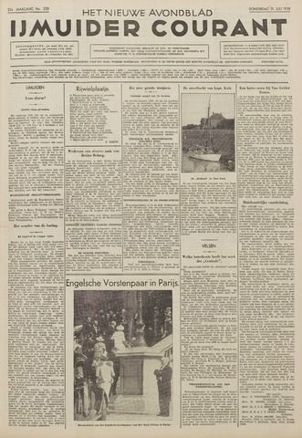 IJmuider Courant 1938-07-21