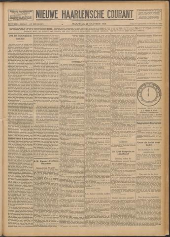 Nieuwe Haarlemsche Courant 1928-10-22