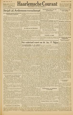 Haarlemsche Courant 1945-01-15