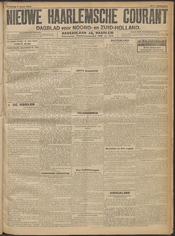 Nieuwe Haarlemsche Courant 1916-06-09