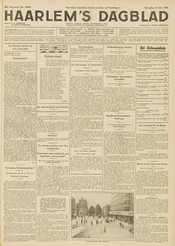 Haarlem's Dagblad 1935-07-08
