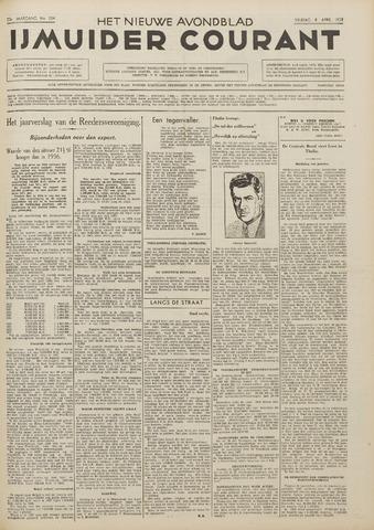 IJmuider Courant 1938-04-08