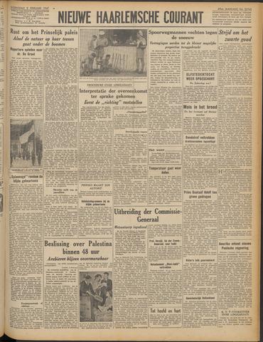 Nieuwe Haarlemsche Courant 1947-02-05