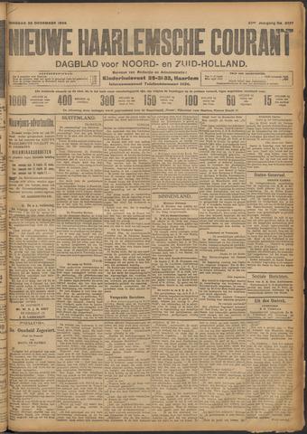 Nieuwe Haarlemsche Courant 1908-12-29