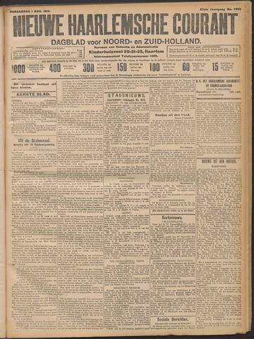 Nieuwe Haarlemsche Courant 1912-08-01