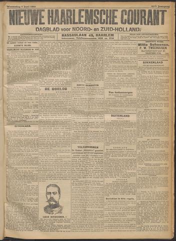 Nieuwe Haarlemsche Courant 1916-06-07