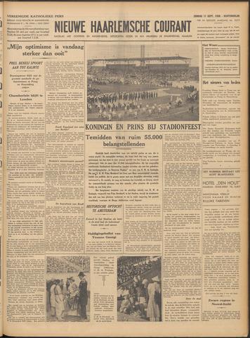 Nieuwe Haarlemsche Courant 1938-09-11