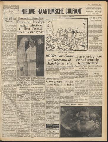 Nieuwe Haarlemsche Courant 1955-08-24