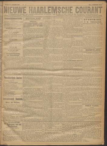 Nieuwe Haarlemsche Courant 1919-01-03