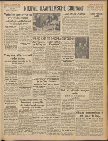 Nieuwe Haarlemsche Courant 1946-11-23