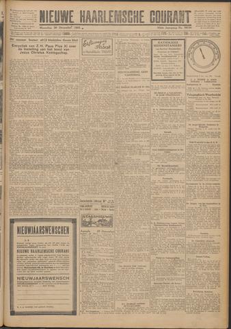 Nieuwe Haarlemsche Courant 1925-12-28
