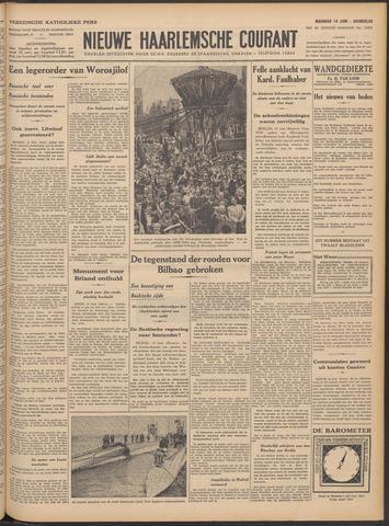 Nieuwe Haarlemsche Courant 1937-06-14