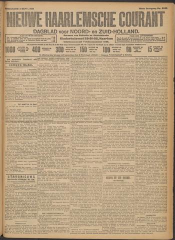Nieuwe Haarlemsche Courant 1913-09-04