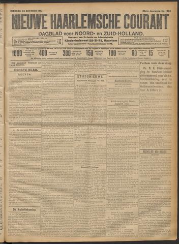 Nieuwe Haarlemsche Courant 1911-10-24