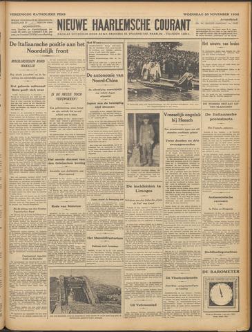 Nieuwe Haarlemsche Courant 1935-11-20