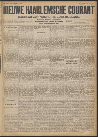 Nieuwe Haarlemsche Courant 1907-11-15