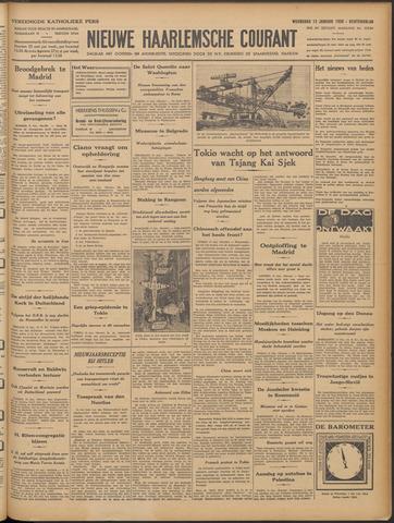 Nieuwe Haarlemsche Courant 1938-01-12