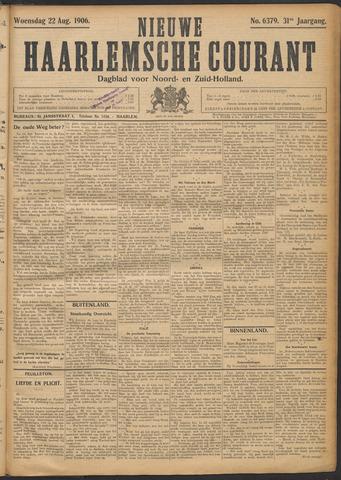 Nieuwe Haarlemsche Courant 1906-08-22
