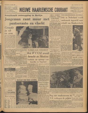 Nieuwe Haarlemsche Courant 1963-04-18
