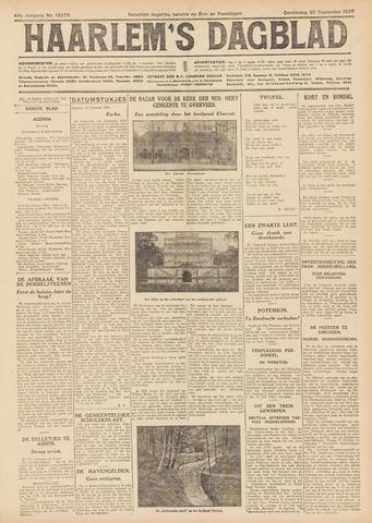 Haarlem's Dagblad 1926-09-30