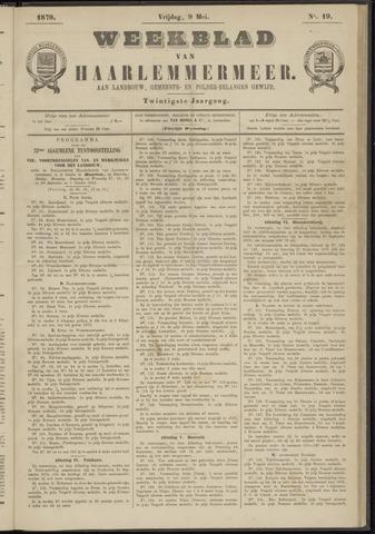 Weekblad van Haarlemmermeer 1879-05-09
