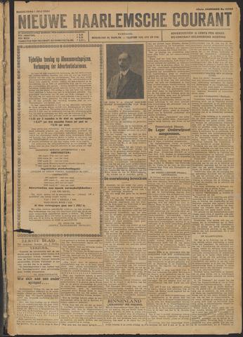 Nieuwe Haarlemsche Courant 1920-07-01