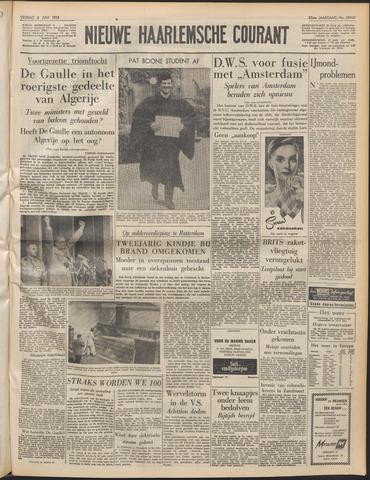 Nieuwe Haarlemsche Courant 1958-06-06
