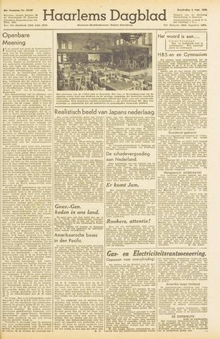 Haarlem's Dagblad 1945-09-06