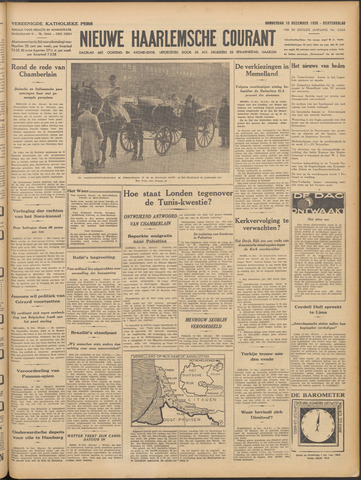 Nieuwe Haarlemsche Courant 1938-12-15