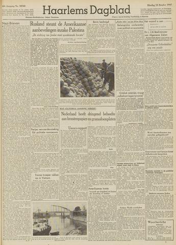Haarlem's Dagblad 1947-10-14