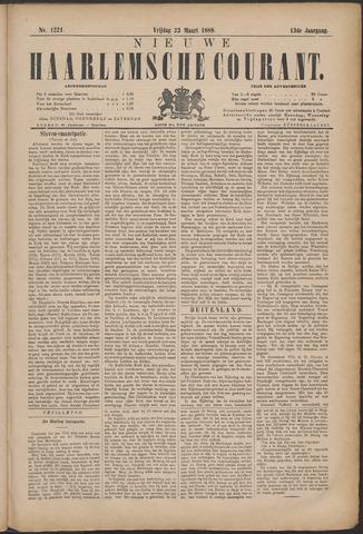 Nieuwe Haarlemsche Courant 1888-03-23
