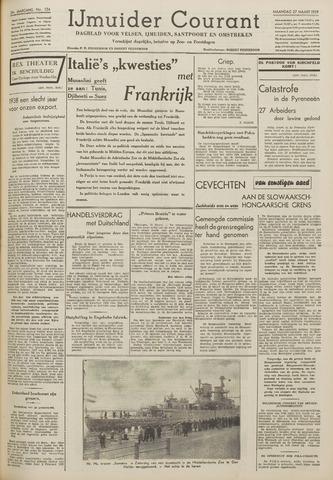 IJmuider Courant 1939-03-27
