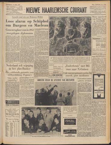 Nieuwe Haarlemsche Courant 1962-04-19