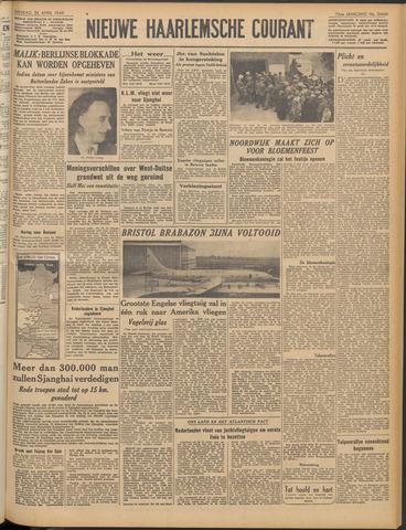 Nieuwe Haarlemsche Courant 1949-04-26