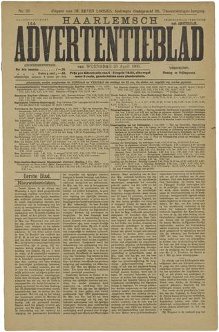 Haarlemsch Advertentieblad 1900-04-25