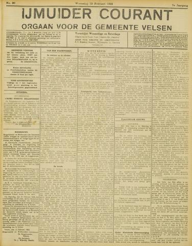 IJmuider Courant 1922-02-15