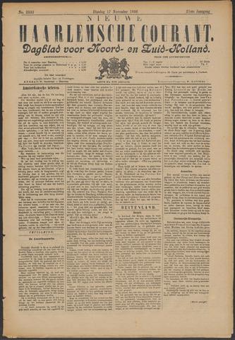 Nieuwe Haarlemsche Courant 1896-11-17