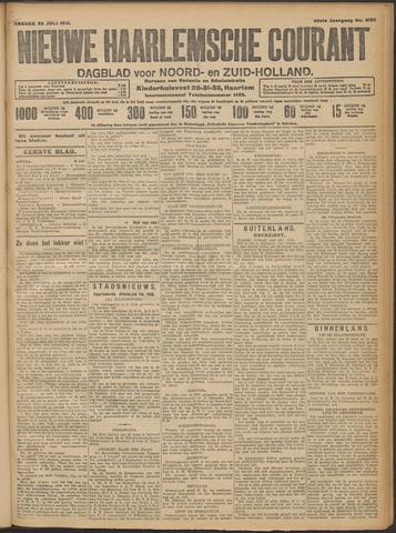 Nieuwe Haarlemsche Courant 1913-07-22