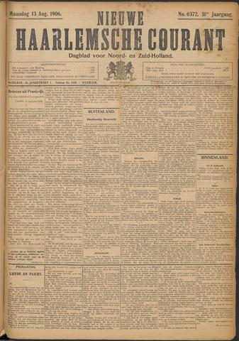 Nieuwe Haarlemsche Courant 1906-08-13