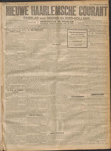 Nieuwe Haarlemsche Courant 1917-02-14