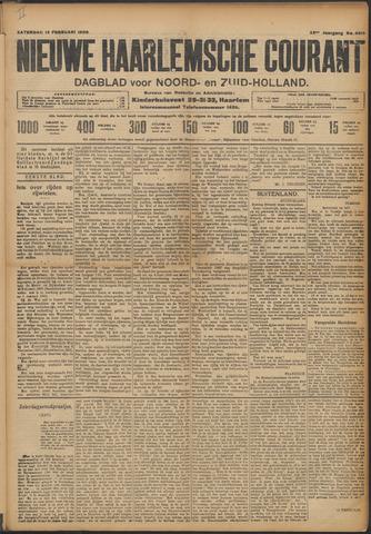 Nieuwe Haarlemsche Courant 1909-02-13