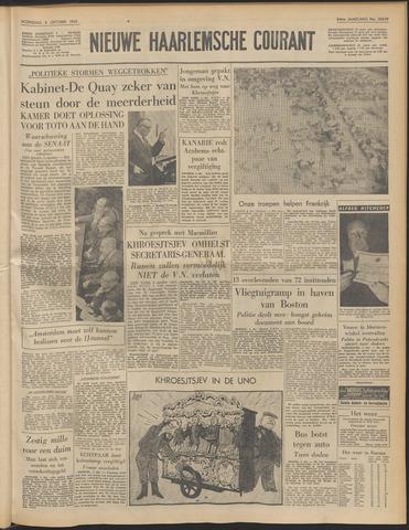 Nieuwe Haarlemsche Courant 1960-10-05