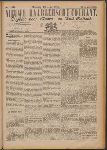 Nieuwe Haarlemsche Courant 1905-04-10