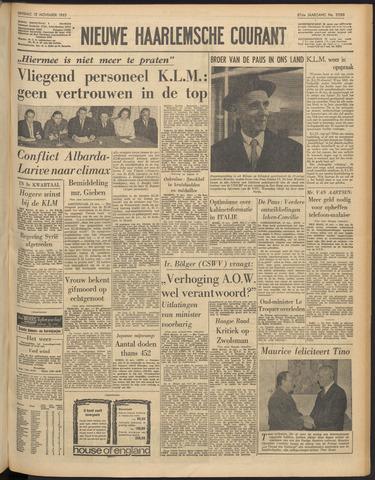 Nieuwe Haarlemsche Courant 1963-11-12